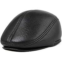 Amazon.es  gorra de cuero - Sombreros y gorras   Hombre  Deportes y ... 4460a29b0d9