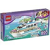 LEGO Friends - 41015 - Jeu de Construction - Le Yacht