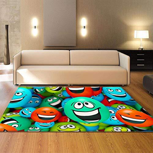 Klein Ball Teppich-Haarige Teppich Teppich Für Wohnzimmer Große Größe rutschfeste Schlafzimmer Weiche Teppiche Heimtextilien Matten Tapete para Sala121.9X160CM Maxi Grip Slip