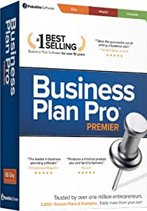 Palo Alto Business Plan Pro Premier Edition (PC)