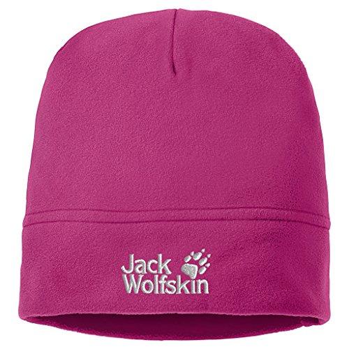 Jack Wolfskin Herren Real Stuff Cap Mütze, Fuchsia, 55-59 cm