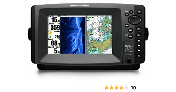 Humminbird 898c 4088901 Hd Si Combo Side Imaging Elektronik
