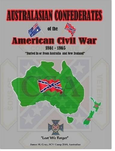 Australasian Confederates of the American Civil War