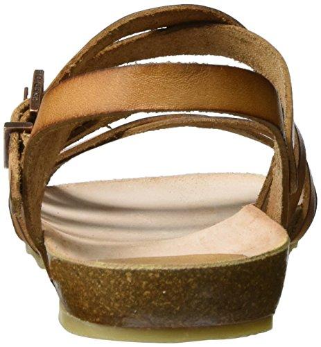 Fred de la Bretoniere - Fred De La Bretoniere Sandale, Scarpe con cinturino Donna marrone (Cognac)
