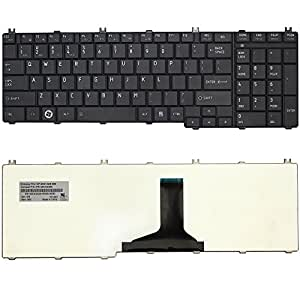 New Black keyboard for Toshiba Satellite C650 C650D C655 C655D L650 L650D L655 L655D L670 L670D L675 L675D Pro C650 C655 C660 C665 L650 L655 L670 ... Series; part numbers MP-09N13US-698 PK130CK2A00 V000210270 NSK-TN0SV ... (L675D-S7012, L675D-S7013, L675D-S7014, L675D-S7015, L675D-S7016, L675D-S7017, L675D-S7019, L675D-S7022, L675D-S7040, L675D-S7040GY,L675D-S7042, L675D-S7046, L675D-S7047, L675D-S7049,L675D-S7050, L675D-S7052, L675D-S7053,L675D-S7060) Laptop / Notebook US Layout