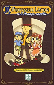 Professeur Layton Edition simple Tome 1