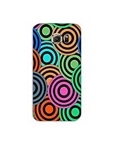 Samsung Galaxy S6 nkt03 (131) Mobile Case by Leader