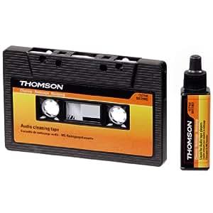 thomson clt102 cassette de nettoyage pour lecteur k7 audio. Black Bedroom Furniture Sets. Home Design Ideas