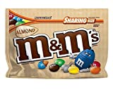 M&Ms Chocolate Candy Sharing Size Pack (Almond)