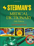 Stedman's Medical Dictionary With CD-ROM (Ex)