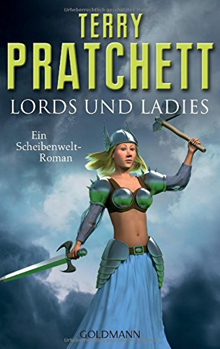 Buchseite und Rezensionen zu 'Lords und Ladies: Ein Scheibenwelt-Roman' von Terry Pratchett
