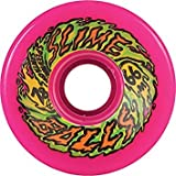 Best Santa Cruz Skateboards Skateboards - Santa Cruz Skateboards Slime Balls Neon Pink Skateboard Review