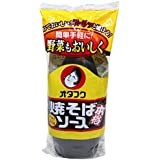 Otafuku Yakisoba Sauce Würzsauce für gebratene Nudeln 500g