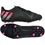 adidas Men's Ace 16+ Tkrz Football Boots, Black/Pink/Gray - Best Reviews Guide