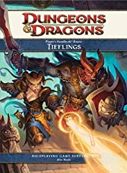 Player's Handbook Races: Tieflings (4th Edition D&d) (Dungeons & Dragons)