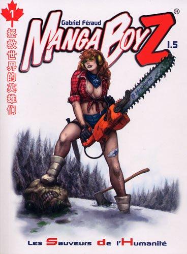 Manga BoyZ T01 1.5