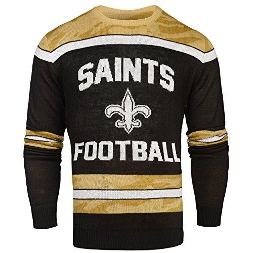 NFL Glow in The Dark Ugly im Dunklen leuchtender Pullover, Unisex ()
