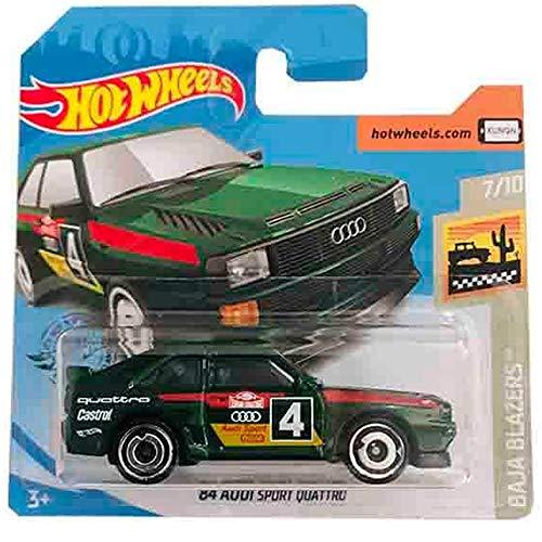 Hot Wheels '84 Audi Sport Quattro Baja Blazers 43/250