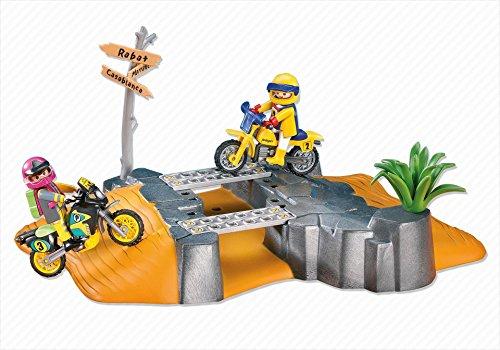 Playmobil 7396 Motorcycle Rally del Desierto