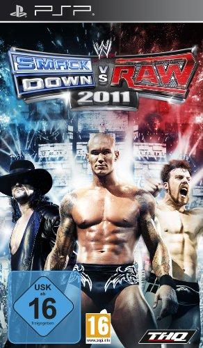 WWE SmackDown vs. Raw 2011 (Wrestling Psp-spiele)