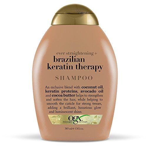 OGX Ever Straightening + Brazilian Keratin Smooth 385 ml