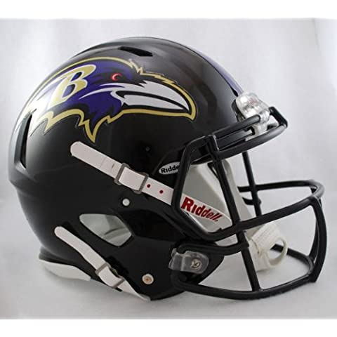 Riddell Revolution Original Casco–NFL Baltimore Ravens