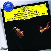 Strauss, R.: Tod Und Verklärung; Metamorphosen; Four Last Songs