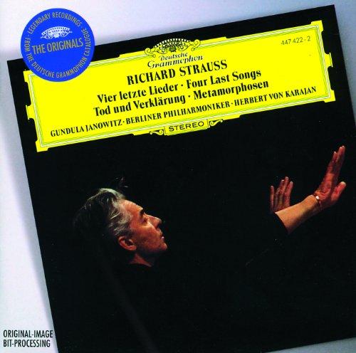 Strauss, R.: Tod Und Verklärung; Metamorphosen; Four Last Songs (Natürliche Strauß)