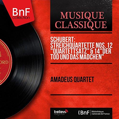 Schubert: Streichquartette Nos. 12