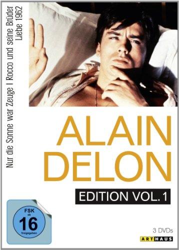 Bild von Alain Delon Edition - Vol. 1 [3 DVDs]