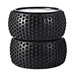 Best Truck Tires - Homyl 4x 1:16 Rally Tires Buggy Trucks Tyres Review