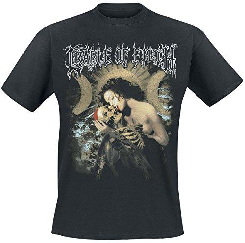Cradle of Filth -  T-shirt - Uomo nero XX-Large