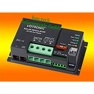 Votronic Solar Laderegler SR530 Digital 33 Amper 12Volt von bau-tech Solarenergie GmbH