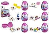 Colorbaby, 76733, pack 24 huevos sorpresa disney princesas.