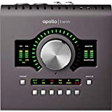 Universal Audio Apollo Twin MKII QUAD - Desktop Interface with Realtime UAD Processing