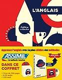 L'Anglais mp3 Collector (livre+4CD audio+1CD mp3)