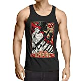A.N.T. Join The Empire Herren Tank Top Imperium sturmtruppen, Größe:L