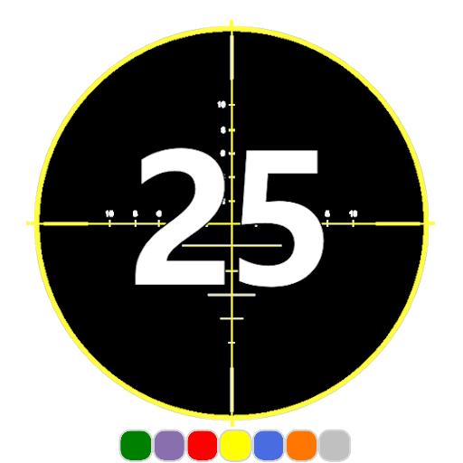 25 Minute Focus Tracker -