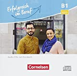 Pluspunkt Deutsch - Erfolgreich im Beruf: B1 - Kursraum-Audio-CDs