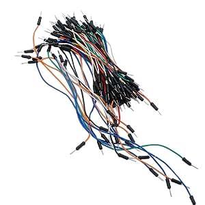 65Tlg. jumper de prototypage pour platine d'essai wires