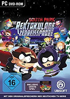 South Park: Die rektakuläre Zerreißprobe - (uncut) - [PC] (B00ZR8DUGQ) | Amazon price tracker / tracking, Amazon price history charts, Amazon price watches, Amazon price drop alerts