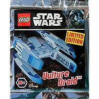 LEGO Star Wars Vulture Droid Foil Pack 911723 (Bagged)