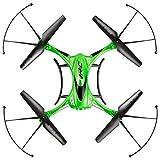 TONOR 2.4 GHZ 4-Achse Mini RC Hexacopter Quadrocopter Gyro Drone mit 360 rotierendem unbemanntem...