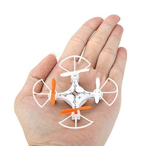 Funny JJRC Toy JJ810 RC Quadcopter Toy 2.4G 4CH 6 Axis Gyro Mini Drone with LED Light Super Flight quadrocopter