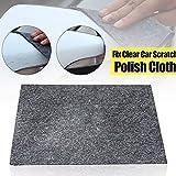 Womdee Autokratzer-Entferner, Mehrzweck-Tuch zum Entfernen von Kratzern und Schrammen auf der Oberfläche, Reparatur von Kratzern und Produkten.