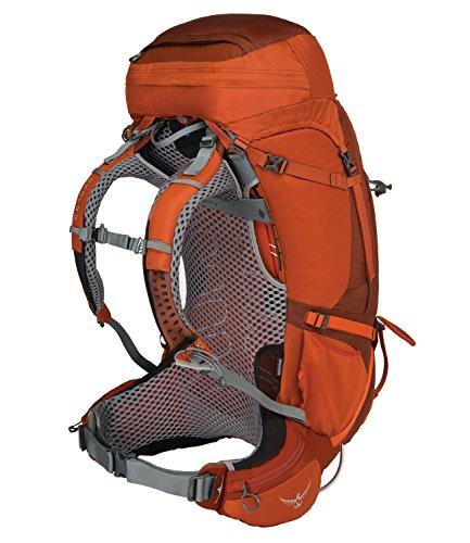 Osprey Atmos AG 50 sac à dos trekking Rot