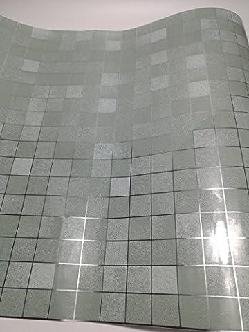 dooxoo 44x 200cm CUISINE PVC en papier d