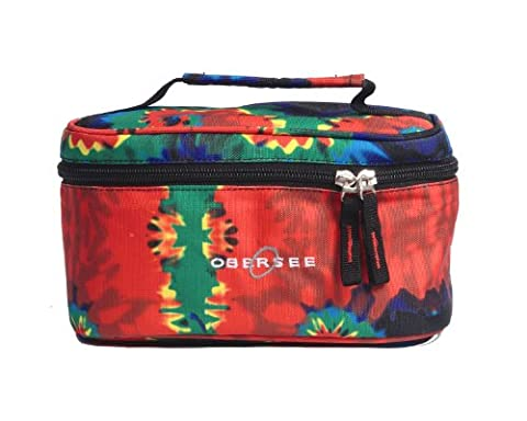 Obersee Kids Trousse de toilette Sac et accessoire Train Sac (Tie Dye)