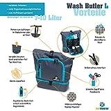 outdoorer Wash Butler L, große Kulturtasche mit Roll-Top Verschluss - 3