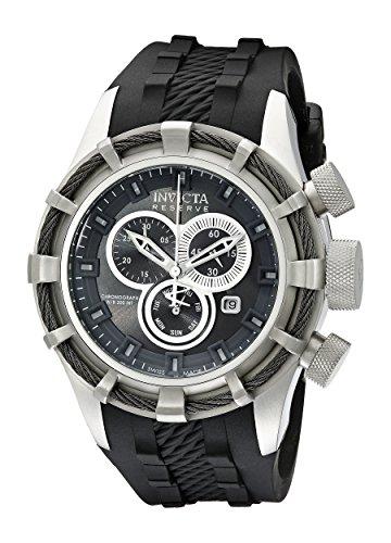 51m6pz0iuWL - Invicta Bolt Grey Mens 15783 watch